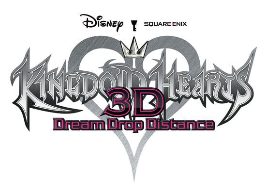Kingdom Hearts 3D Logo